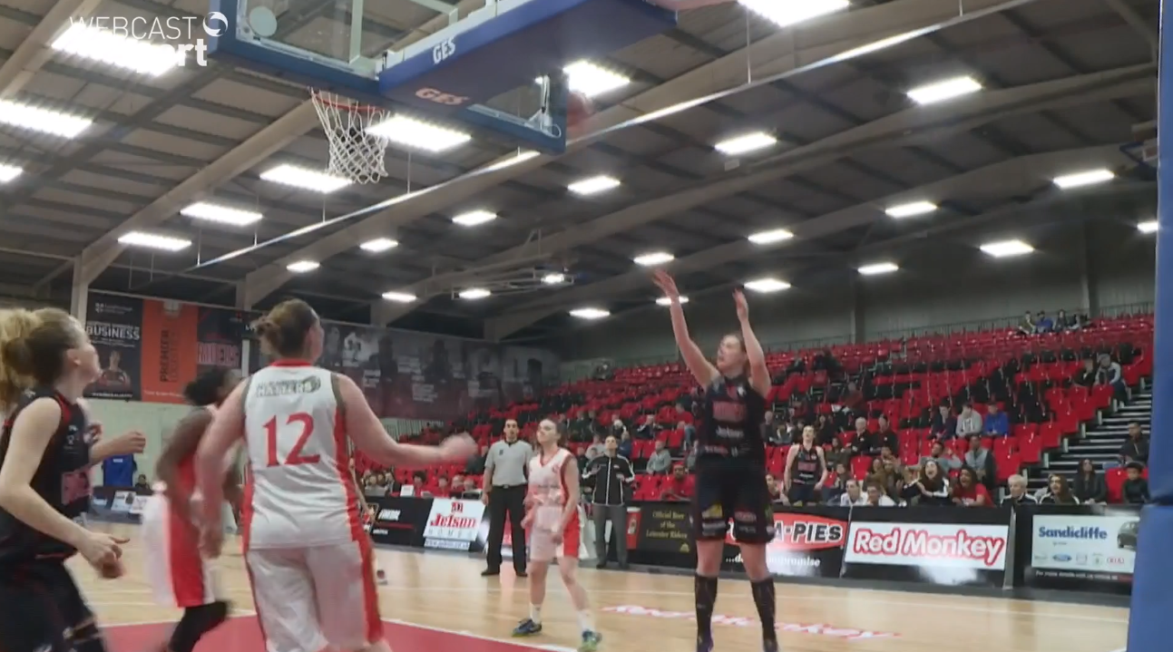 WBBL - Riders Vs hatters